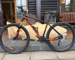 Hire one of our MTB Scott Aspect 750 Hard Tail